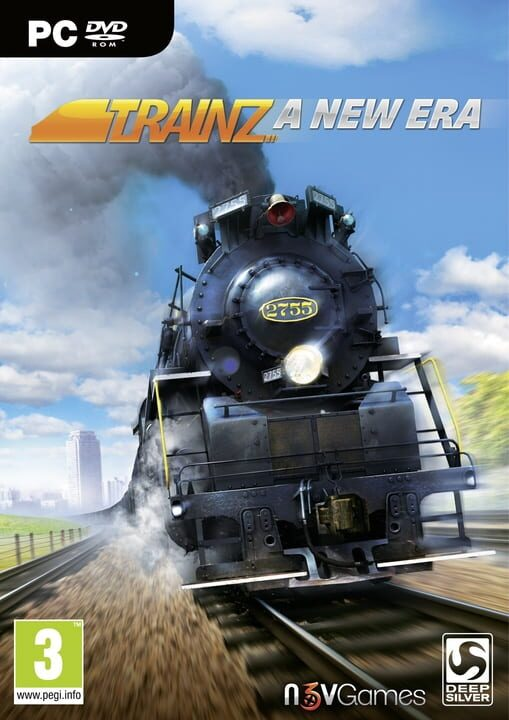 Trainz: A New Era Free Download PC Install