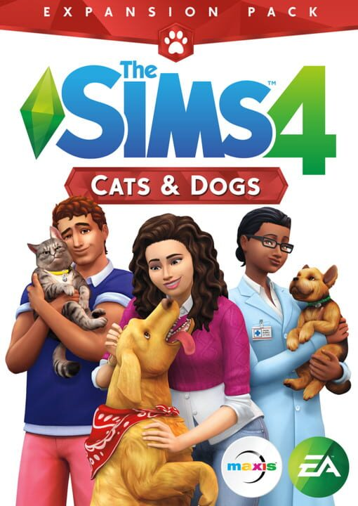 The Sims 4: Cats & Dogs - EP04 Edition Pack Download PC Install