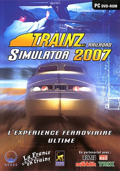 Trainz Railroad Simulator 2007 Free PC Install