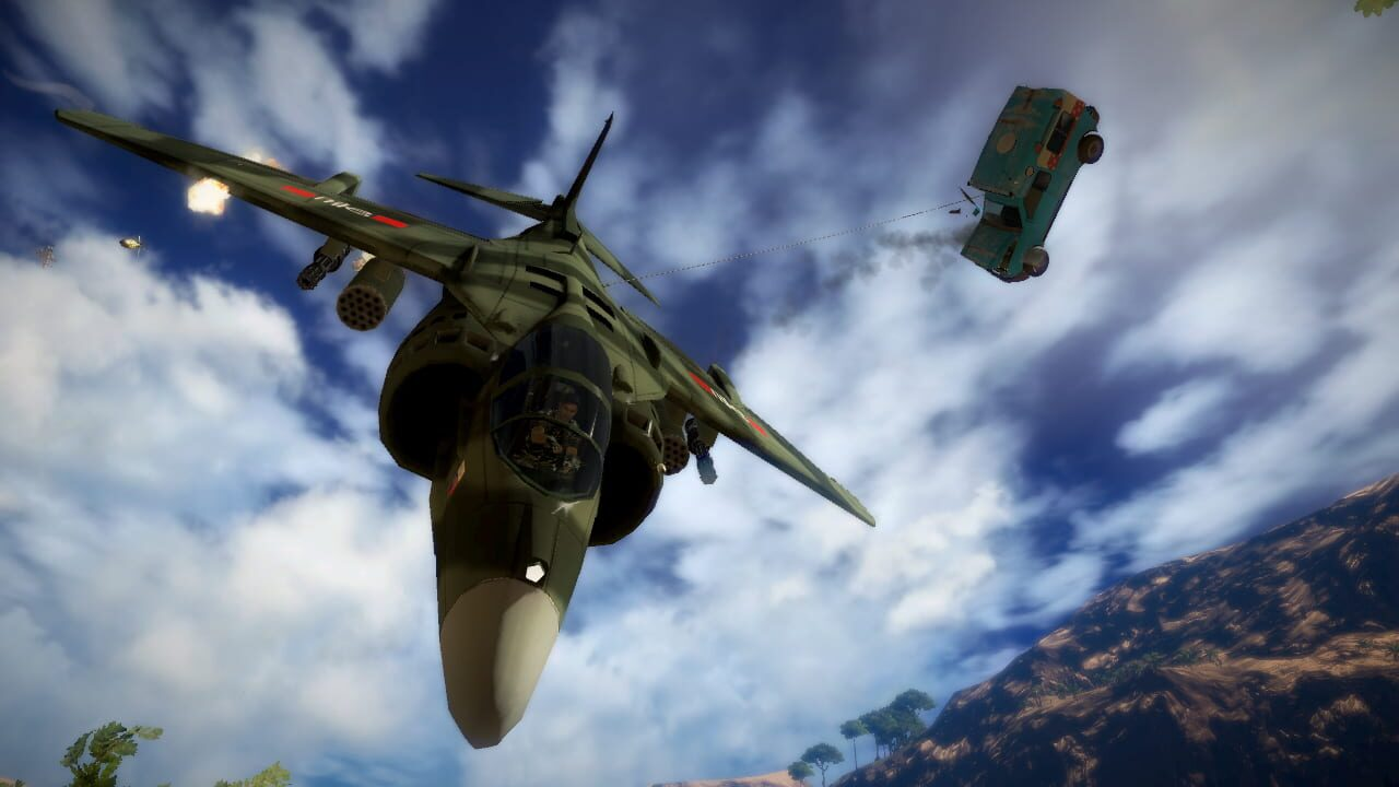 Full game Just Cause 2 Free Install download for free ...