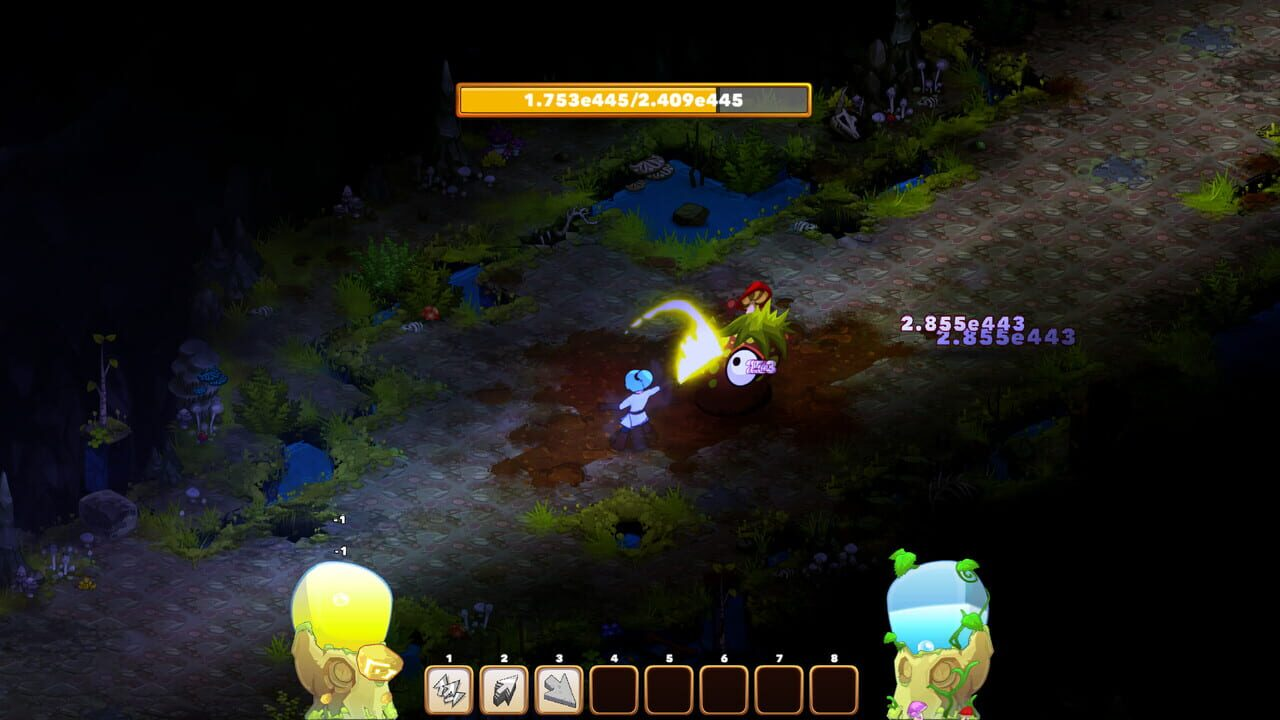 clicker heroes hacked online games