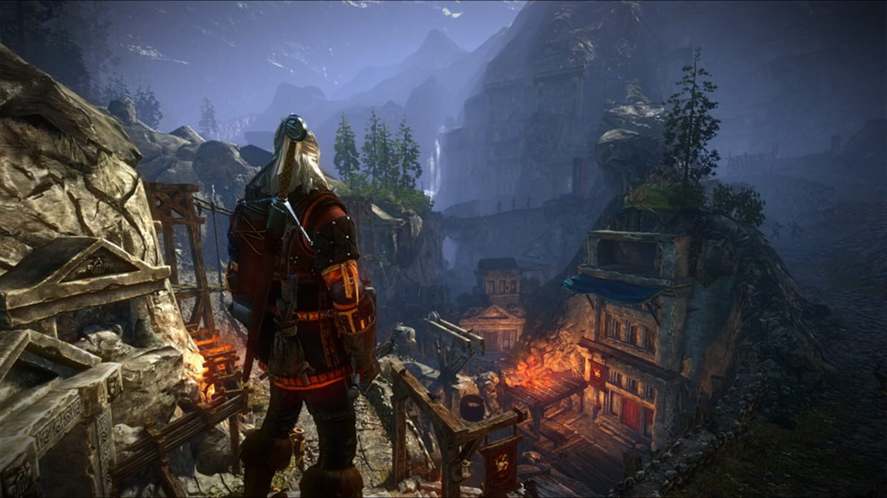 The Witcher 2: Assassins of Kings Enhanced Edition Free Download