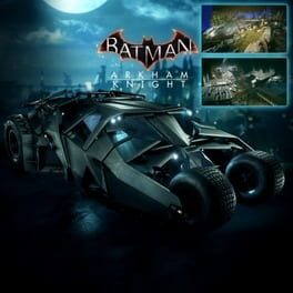 Batman: Arkham Knight – 2008 Tumbler Batmobile Pack