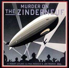 Murder on the Zinderneuf