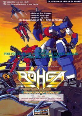Rohga: Armor Force