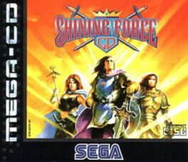Jaquette du jeu Shining Force CD