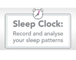 Sleep Clock: Record and Analyse Your Sleep Patterns