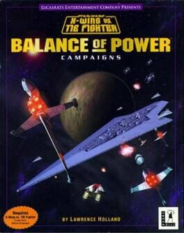 Star Wars: X-Wing vs. TIE Fighter – Balance of Power