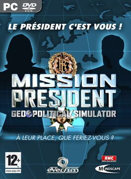 Mission President: geo-political simulator