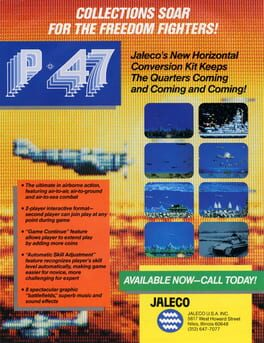 P-47: The Phantom Fighter