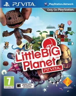 Litte Big Planet PS Vita – duplicate