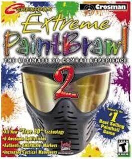 Extreme Paintbrawl 2
