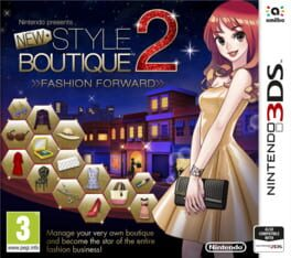 Nintendo Presents: New Style Boutique 2 – Fashion Forward