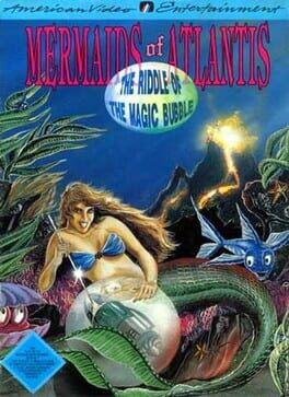 Mermaids of Atlantis: The Riddle of the Magic Bubble