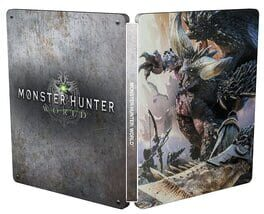 Monster Hunter: World – Steelbook Edition