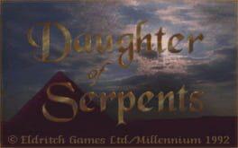 Daughter of Serpents