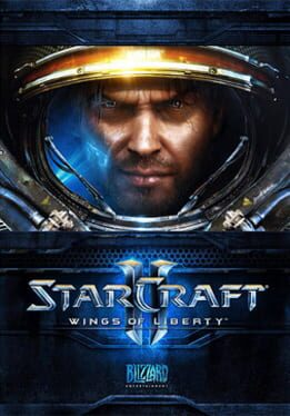 StarCraft II: Wings of Liberty cover