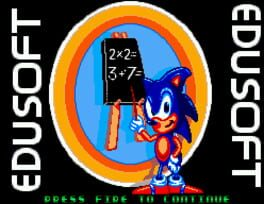 Sonic's Edusoft