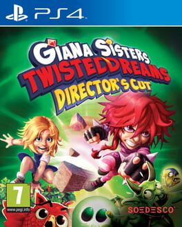 Giana Sisters: Twisted Dreams – Director's Cut