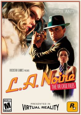 L.A. Noire: The VR Case Files
