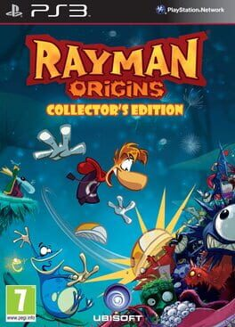 Rayman Origins Collector's Edition