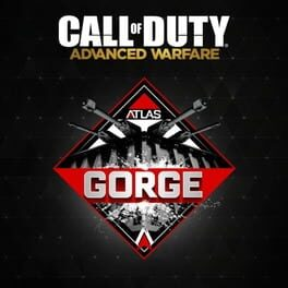 Call of Duty: Advanced Warfare – Atlas Gorge Multiplayer Map