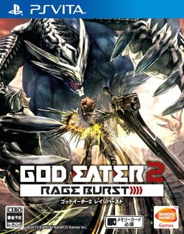 God Eater 2 – Rage Burst