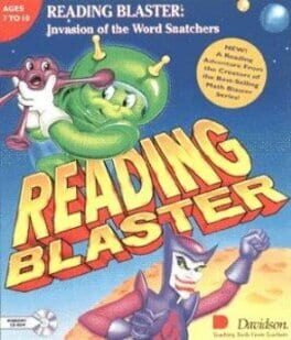 Reading Blaster: Invasion of the Word Snatchers