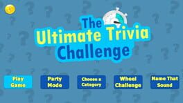 The Ultimate Trivia Challenge