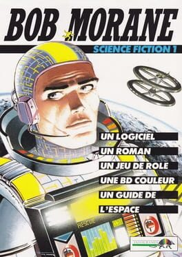Bob Morane: Science Fiction 1