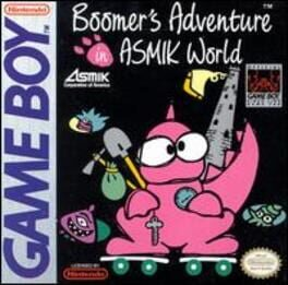 Boomer's Adventure in ASMIK World