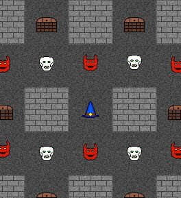Mazes and Mages