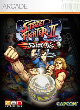 Super Street Fighter II Turbo Pinball FX