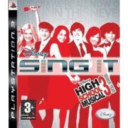 Disney Sing It! – High School Musical 3: Senior Year