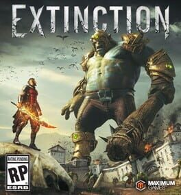 Buy Extinction cd key