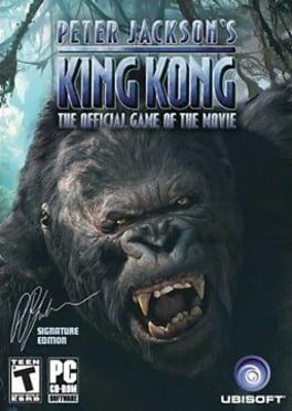 Jaquette du jeu King Kong