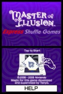 Master of Illusion Express: Shuffle Games