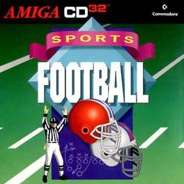 Amiga CD Football