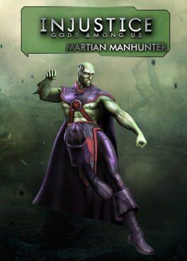 Injustice: Gods Among Us Martian Manhunter