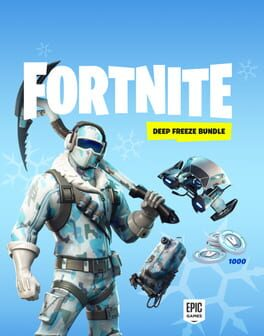 Fortnite Deep Freeze Bundle 2018