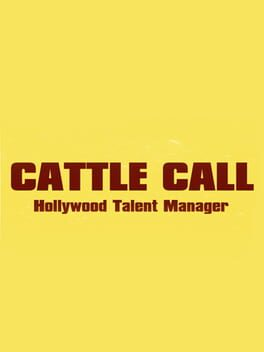 Cattle Call: Hollywood Talent Manager