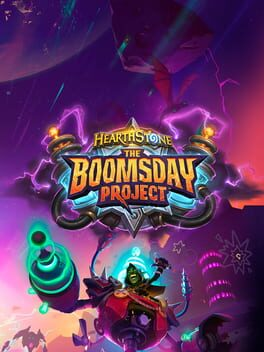 Hearthstone: The Boomsday Project cover