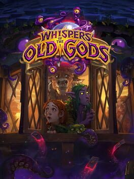 Hearthstone: Whispers of Old Gods cover