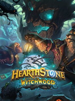 Hearthstone: The Witchwood cover