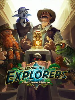Hearthstone: The League of Explorers cover