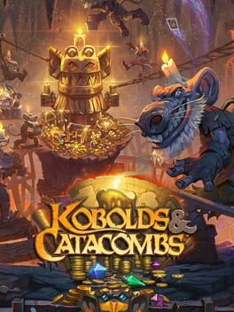 Hearthstone: Kobolds & Catacombs cover