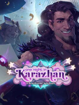 Hearthstone: One Night in Karazhan cover