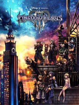Buy Kingdom Hearts III cd key