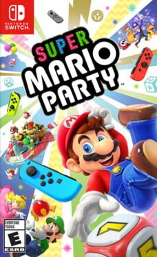Super Mario Party - Cover Image