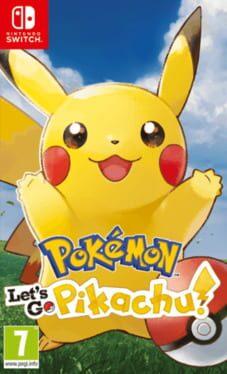 Buy Pokémon: Let's Go, Pikachu! cd key